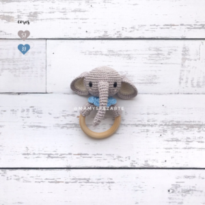 Amigurumi na Decoração Infantil: +76 Ideias Para Se Inspirar | 300x300